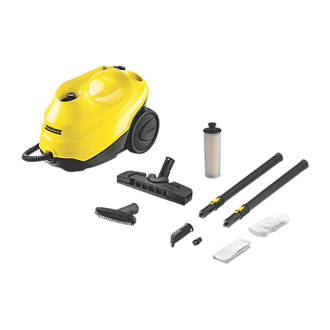 Steam cleaner for bathroom