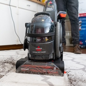 Portable Carpet Steam Cleaners