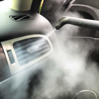 steam cleaner for cars