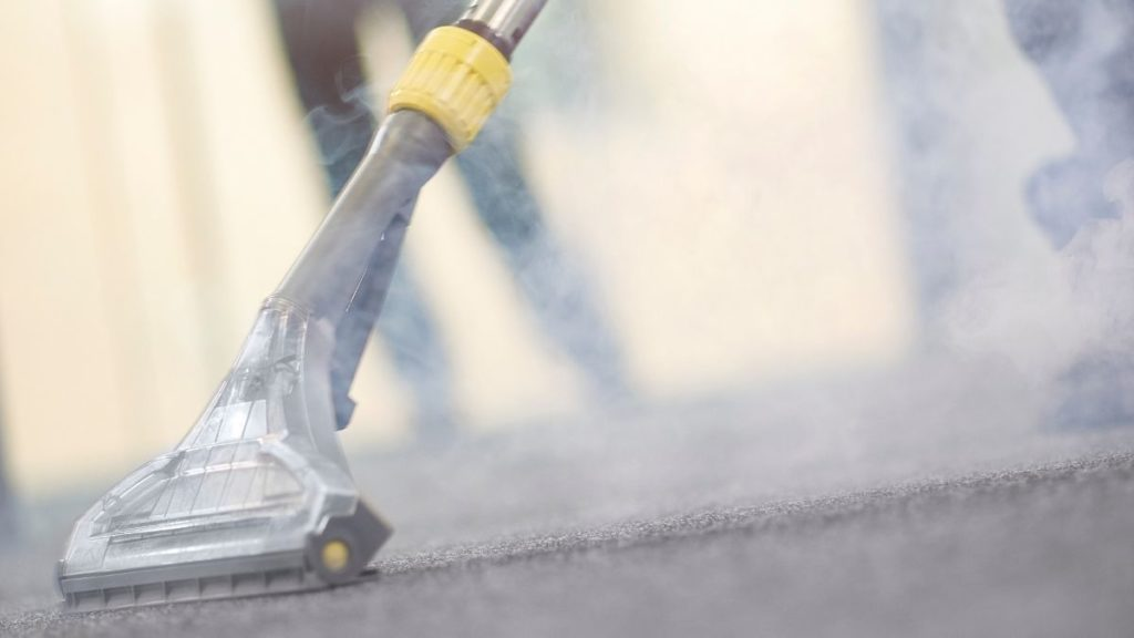 How to Steam Clean Carpet