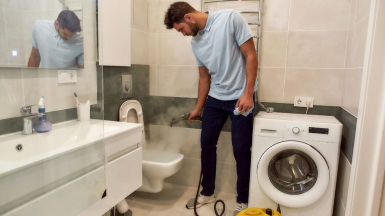 Best Steam Cleaners for Bathroom & Shower