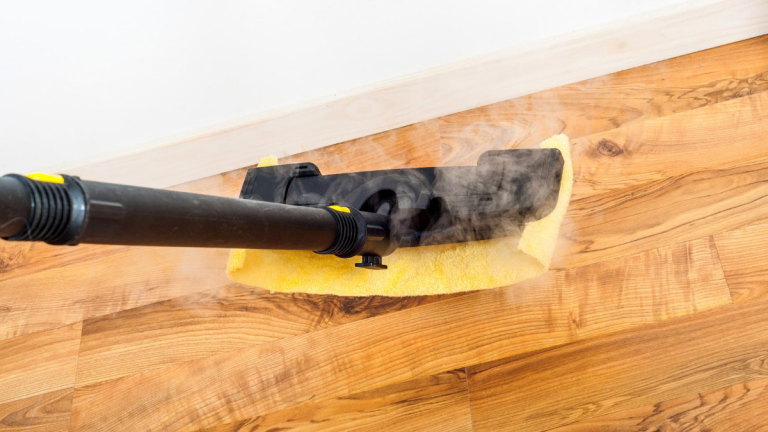 Cleaning Laminate Floors with Steam Mop: Can You Do It Safely?