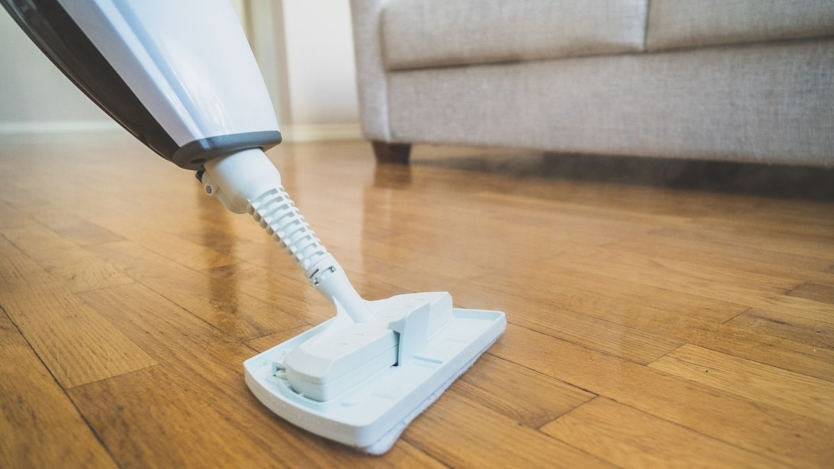 Best Hardwood Floor Steamer