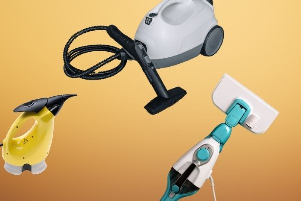 Different types of steam cleaners