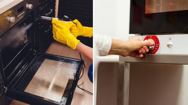 Oven Steam Cleaning vs Pyrolytic Cleaning (Which One's The Best Method For A Squeaky Clean Oven?)